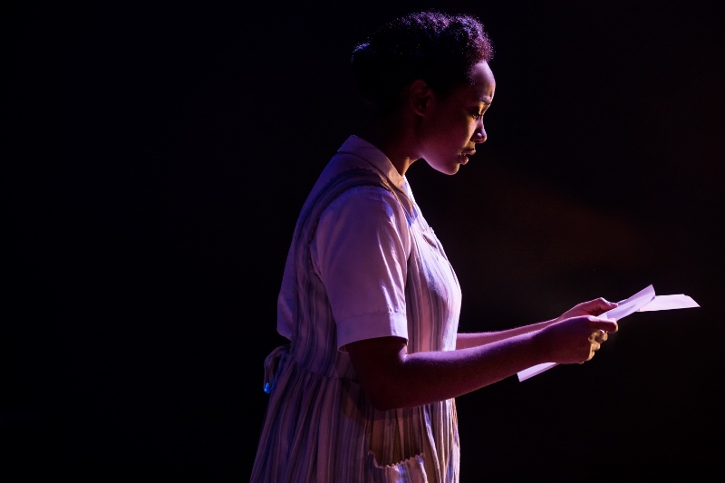 Theater Review The Color Purple National Tour