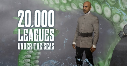 Post image for Chicago Theater Review: 20,000 LEAGUES UNDER THE SEAS (Lookingglass Theatre Company)