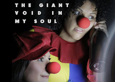 Post image for Theater Review: THE GIANT VOID IN MY SOUL (Ammunition Theatre Company at Pico Playhouse)