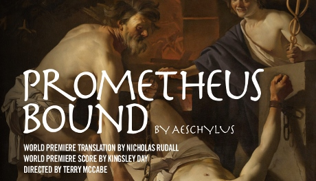 Post image for Chicago Theater Review: PROMETHEUS BOUND (City Lit at Edgewater Presbyterian Church)