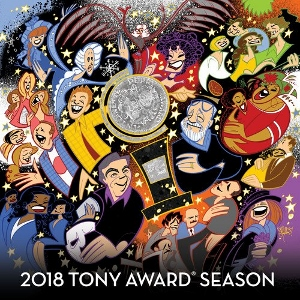 Post image for CD Review: 2018 TONY AWARD SEASON (Various Artists on Broadway Records)