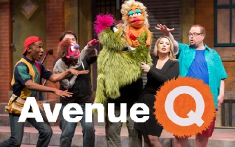 Post image for Theater Review: AVENUE Q (Mercury Theater Chicago)