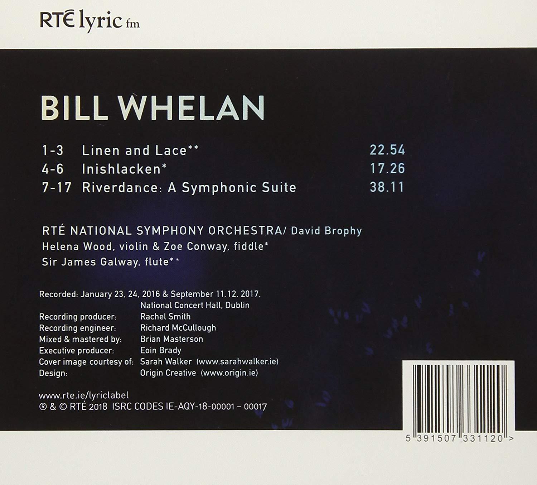 CD Review: BILL WHELAN — RIVERDANCE: A SYMPHONIC SUITE