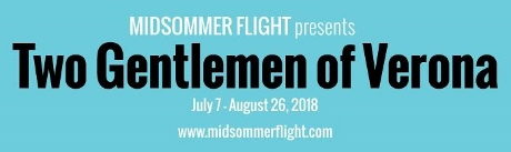 Post image for Theater Review: THE TWO GENTLEMEN OF VERONA (Midsommer Flight at Lincoln Park, Touhy Park, Gross Park, and Chicago Women's Park and Gardens)