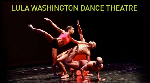 Post image for Dance Preview: LULA WASHINGTON DANCE THEATRE (Ford Amphitheatre)