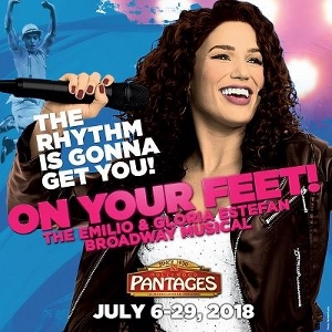 Post image for Theater Review: ON YOUR FEET (National Tour)
