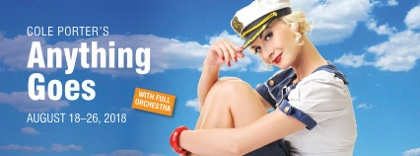 Post image for Chicago Theater Review: ANYTHING GOES (Music Theater Works in Evanston)