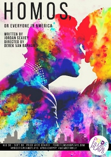 Post image for Theater Review: HOMOS, OR EVERYONE IN AMERICA (Pride Films and Plays at the Pride Arts Center)