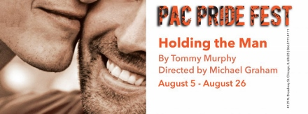 Post image for Chicago Theater Review: HOLDING THE MAN (Pride Films and Plays at the Pride Arts Center)