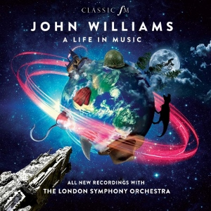 Post image for CD Review: JOHN WILLIAMS: A LIFE IN MUSIC (London Symphony Orchestra)