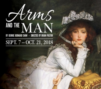 Post image for Chicago Theater Review: ARMS AND THE MAN (City Lit at Edgewater Presbyterian Church)