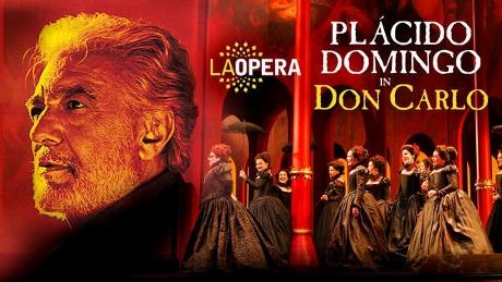 Post image for Opera Review: DON CARLO: (LA Opera)