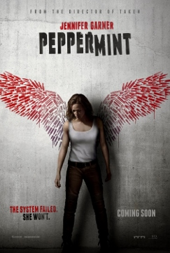 Post image for Film Review PEPPERMINT (directed by Pierre Morel)