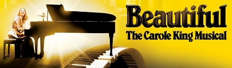 Post image for Theater Review: BEAUTIFUL: THE CAROLE KING MUSICAL (Second National Tour)