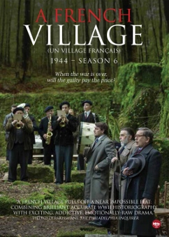Post image for DVD Review: A FRENCH VILLAGE/UN VILLAGE FRANÇAIS (Season 6 on MHz Releasing)