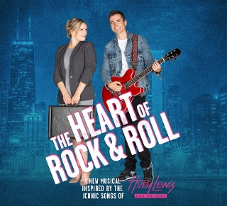 Post image for Theater Review: THE HEART OF ROCK & ROLL (The Old Globe's Donald and Darlene Shiley Stage)