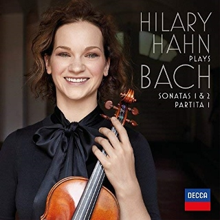 Post image for CD Review: HILARY HAHN PLAYS BACH