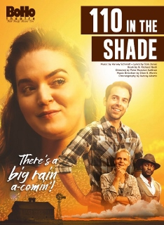Post Image For Chicago Theater Review 110 In The Shade Boho Theatre At