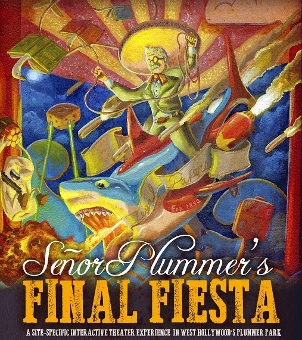 Post image for Theater Review: SEÑOR PLUMMER'S FINAL FIESTA (Rogue Artists Ensemble in West Hollywood)