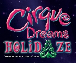 Post image for Tour Theater Review: CIRQUE DREAMS HOLIDAZE (Chicago Theatre)