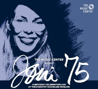 Post image for Music Review: JONI 75: A BIRTHDAY CELEBRATION LIVE (Various Artists at the Chandler in Los Angeles)