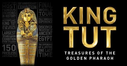 Post image for Art Exhibit Review: KING TUT: THE TREASURES OF THE GOLDEN PHARAOH (California Science Center)