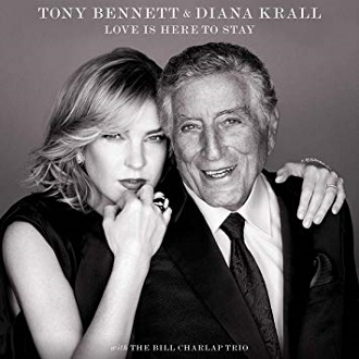 Post image for CD Review: LOVE IS HERE TO STAY: TONY BENNETT & DIANA KRALL (Verve and Columbia)