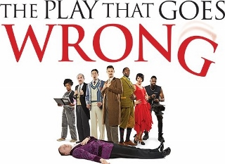 Post image for Theater Review: THE PLAY THAT GOES WRONG (National Tour)