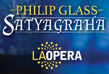 Post image for Opera Review: SATYAGRAHA (LA Opera)