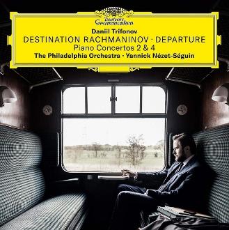Post image for CD Review: DESTINATION RACHMANINOV — DEPARTURE (Daniil Trifonov, pianist; The Philadelphia Orchestra, Yannick Nézet-Séguin)