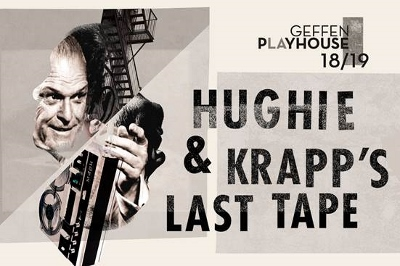 Post image for Theater Review: HUGHIE / KRAPP'S LAST TAPE (Geffen Playhouse)