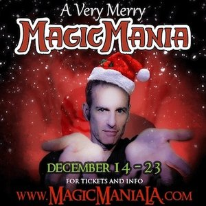 Post image for Theater Review: A VERY MERRY MAGIC MANIA (Santa Monica Playhouse)