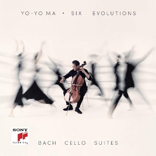 Post image for CD Review: SIX EVOLUTIONS: BACH CELLO SUITES (Yo-Yo Ma)
