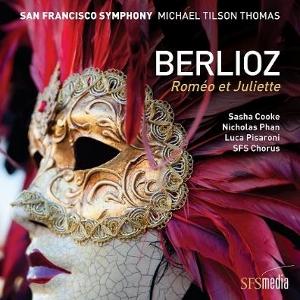 Post image for CD Review: BERLIOZ'S ROMÉO ET JULIETTE (San Francisco Symphony, Michael Tilson Thomas)