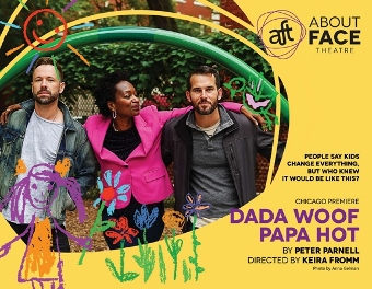 Post image for Theater Review: DADA WOOF PAPA HOT (About Face Theatre at Theater Wit in Chicago)