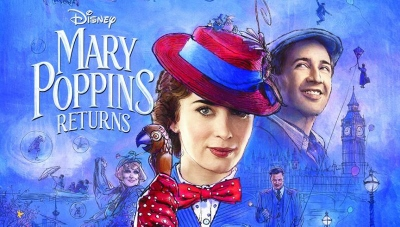 Post image for Film Review: MARY POPPINS RETURNS (directed by Rob Marshall)