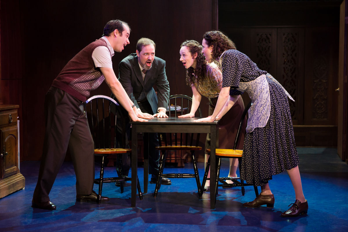 CD Review: GOLDSTEIN (Original Off-Broadway Cast)