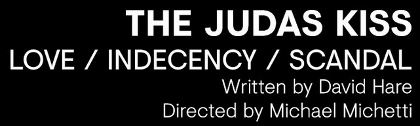 Post image for Theater Review: THE JUDAS KISS (Boston Court)