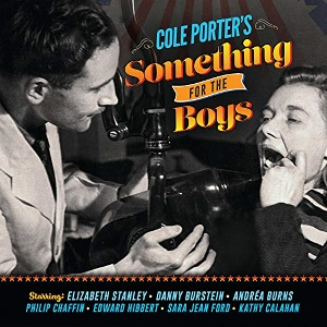 Post image for CD Review: SOMETHING FOR THE BOYS (2018 Studio Recording on PS Classics)