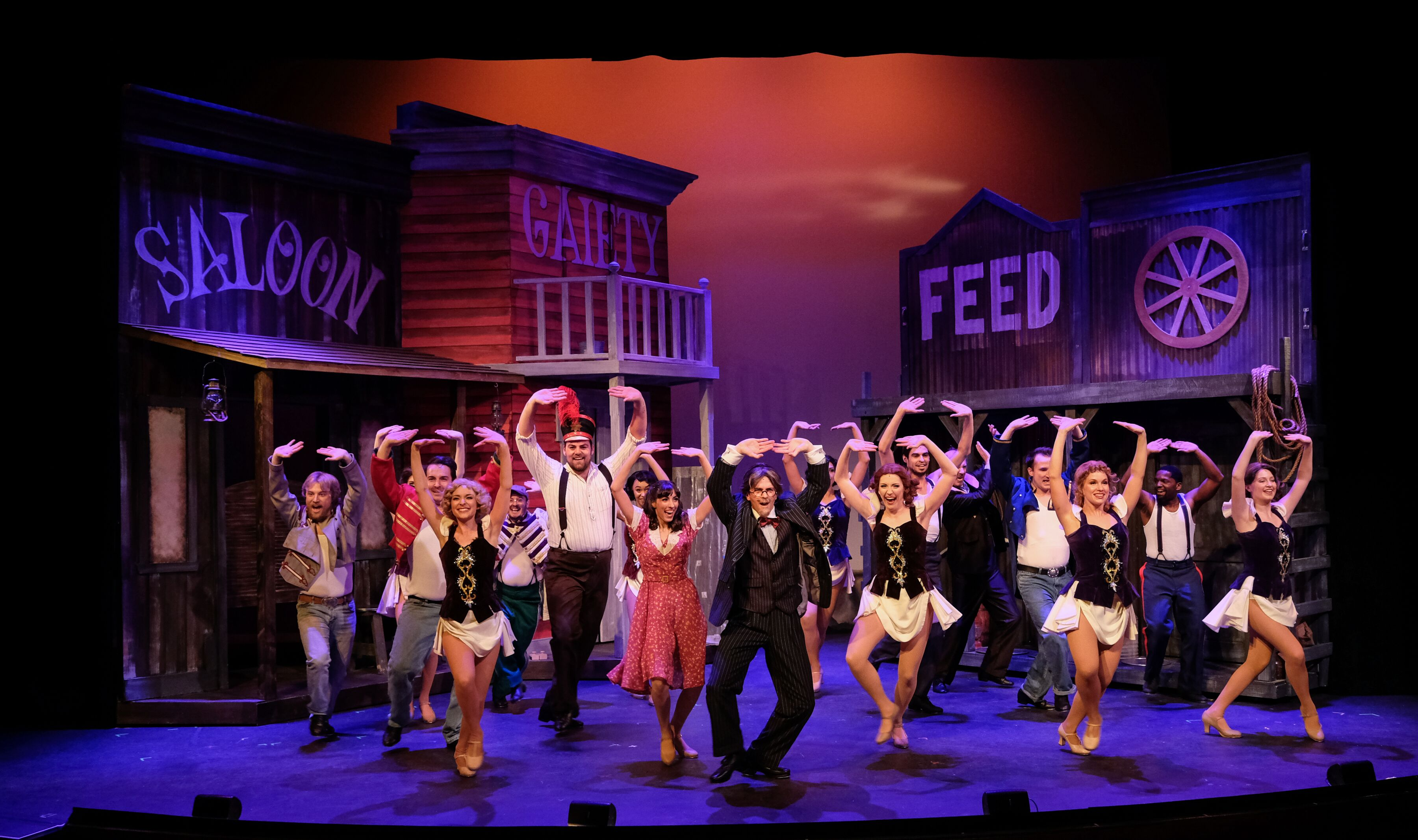 Theater Review: CRAZY FOR YOU (San Diego Musical Theatre in