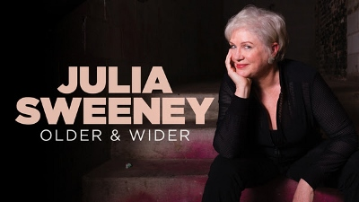 Post image for Theater Review: JULIA SWEENEY: OLDER AND WIDER (Geffen Playhouse)