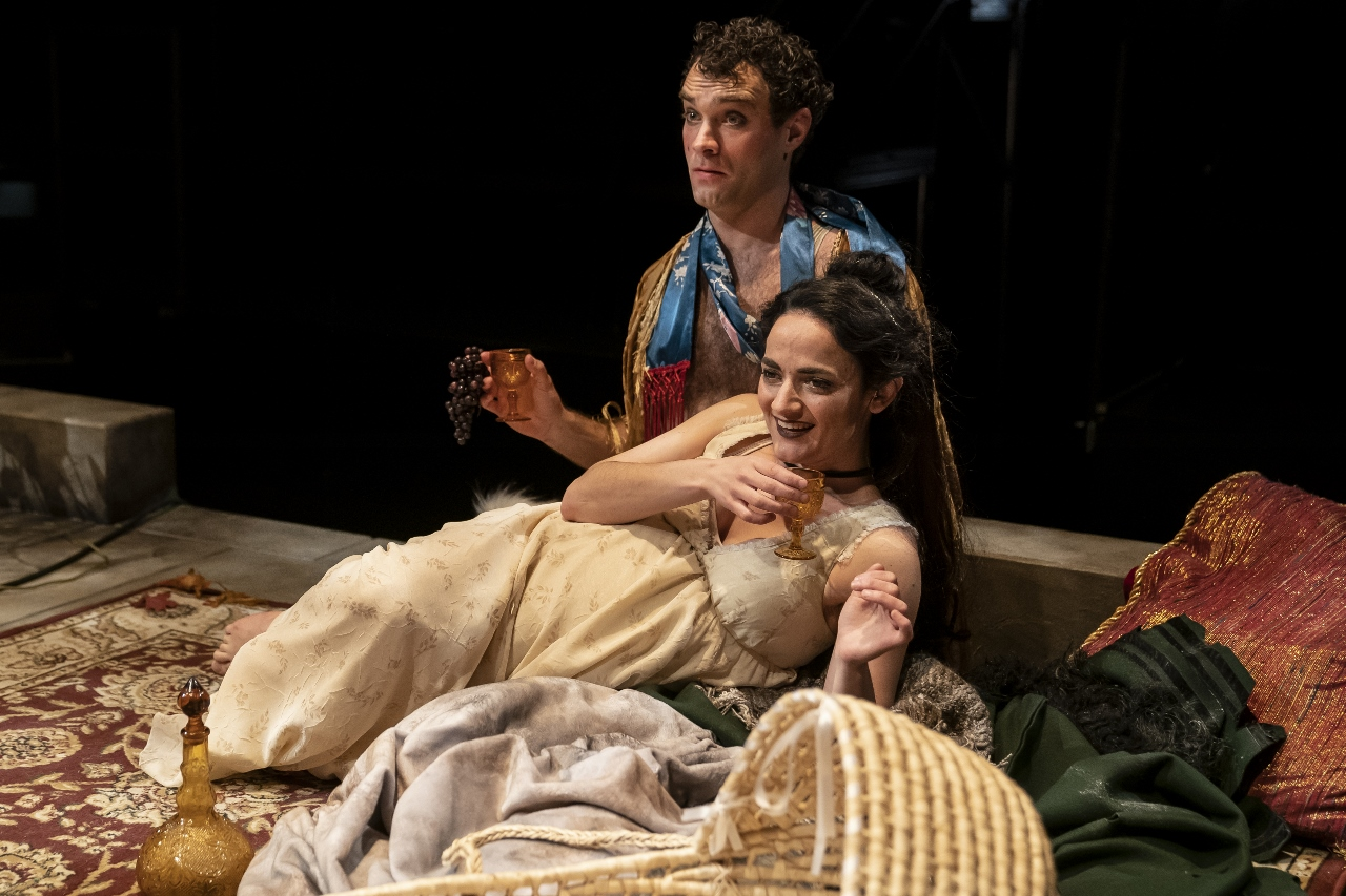 Theater Review Mary Shelley S Frankenstein Lookingglass