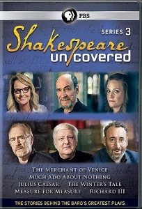 Post image for DVD Review: SHAKESPEARE UNCOVERED (Series 3)