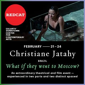 Post image for Theater Review: WHAT IF THEY WENT TO MOSCOW? (Christiane Jatahy at REDCAT)