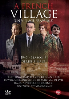 Post image for DVD Review: A FRENCH VILLAGE/UN VILLAGE FRANÇAIS (Season 7, Series Finale, on MHz Releasing)