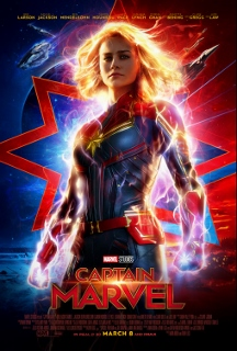 Post image for Film Review: CAPTAIN MARVEL (directed by Anna Boden and Ryan Fleck)