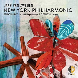 Post image for CD Review: STRAVINSKY (Le Sacre du printemps) & DEBUSSY (La Mer) (New York Phil, Jaap van Zweden)