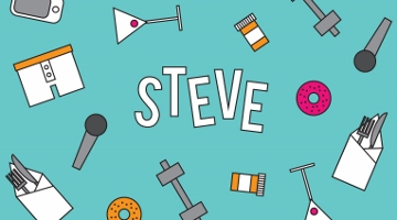 Post image for Theater Review: STEVE (New Conservatory Theatre Center in San Francisco)