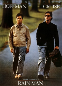 Lamborghini Los Angeles >> Film Review: RAIN MAN (directed by Barry Levinson)