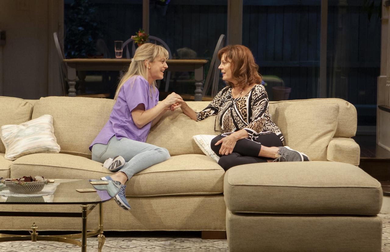 Off-Broadway Theater Review: HAPPY TALK (The New Group at